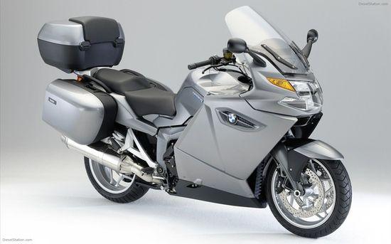 Motor Bike BMW