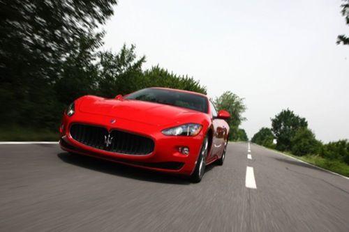 2013 Master Maserati Luxury Driving Courses