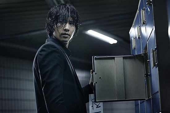 The Man From Nowhere, a Korean film about a mysterious man who tangles with a brutal gang. Fantastic martial arts/fighting, brilliant acting, gorgeous anime hair come to life.