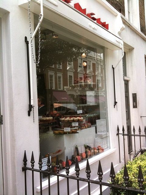 Ottolenghi Bakery in London