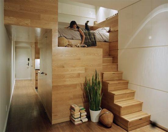 15 Unique Tiny Studio Apartment Design Ideas
