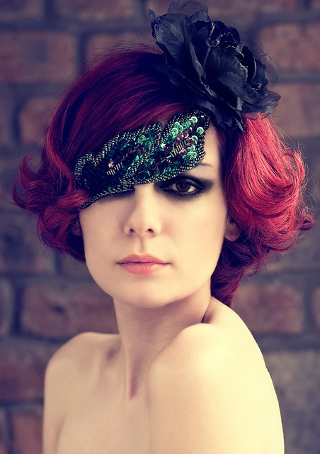 I want this hair piece. And hair color.