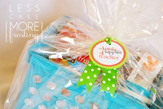 Gifts for teacher