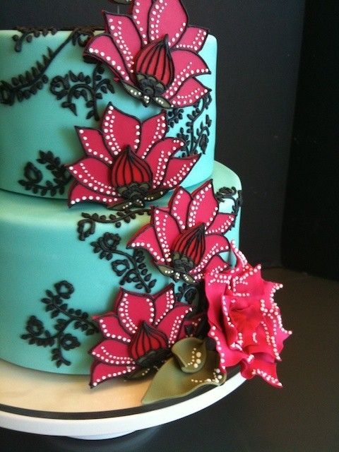 Hi everybody,  I'm here asking for your support to fund me for a high school exhibition project where I will be learning how to bake and decorate cakes just like this one. I am so excited to take the classes but unfortunately I cannot pay for them. Please go to the link below to support me and donate. Thanks! :) www.gofundme.com/...
