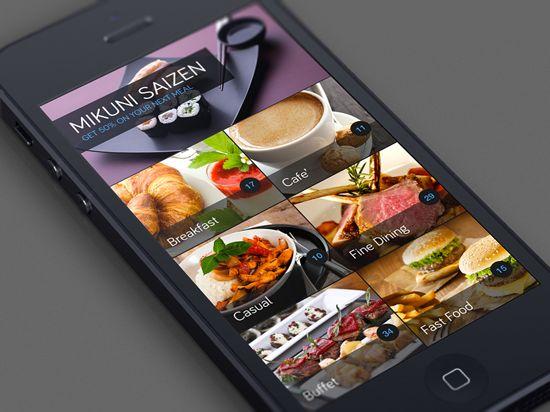 Switch Mobile UI by Creative Dash. #UI #mobile #design #inspiration