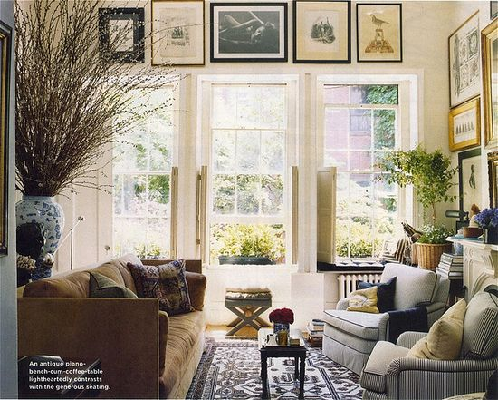 Great eclectic style