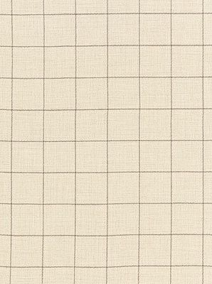 Schumacher Fabric Bancroft Wool Plaid-Malt $178.25 price per yard #interiors #decor #plaid