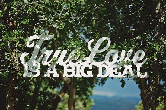 True Love....