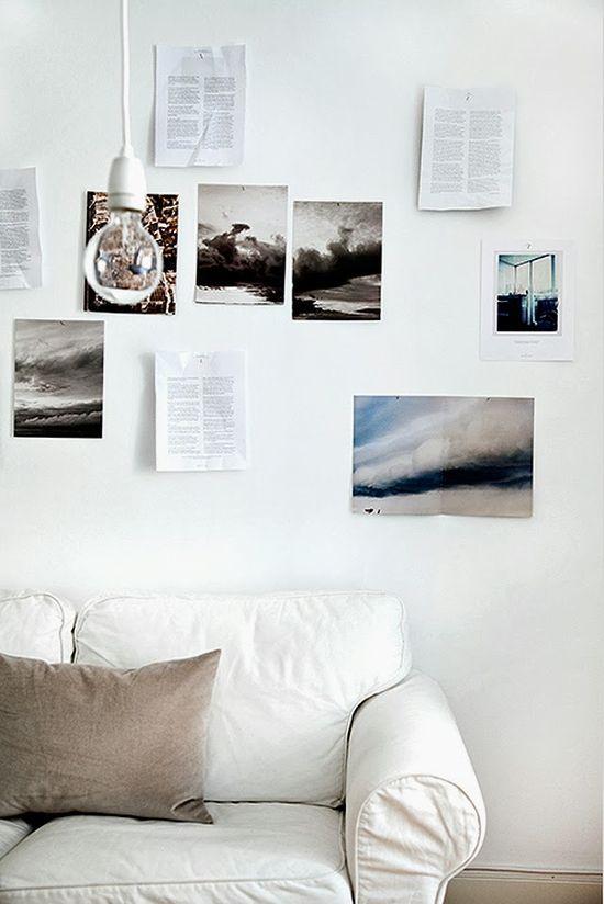 A studio flat in Stockholm via Fantastic Franks