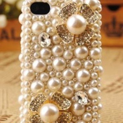 Pearl iPhone Case