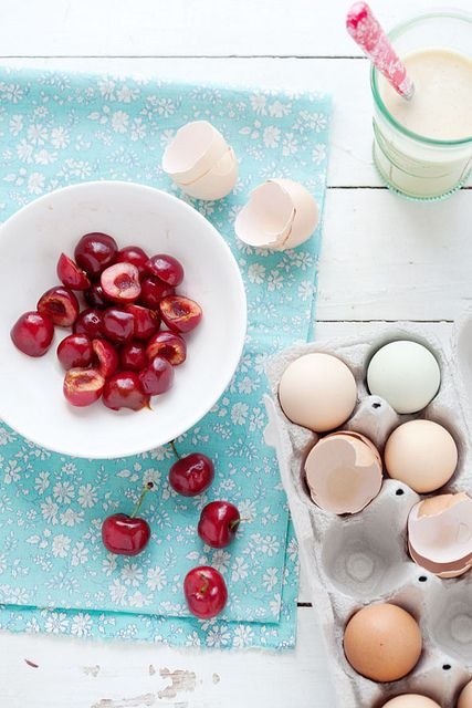 the season of cherries