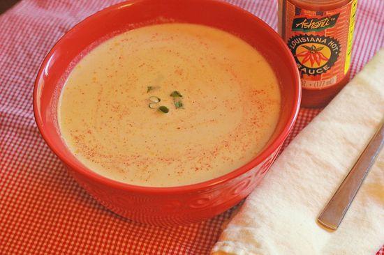 She crab soup recipe #recipes