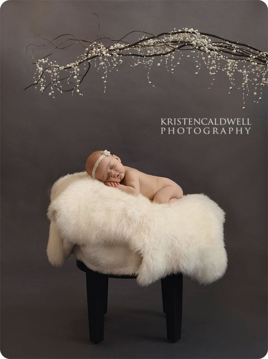 Props for newborn sessions