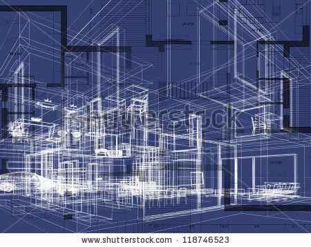 blueprint modern architecture - Google Search