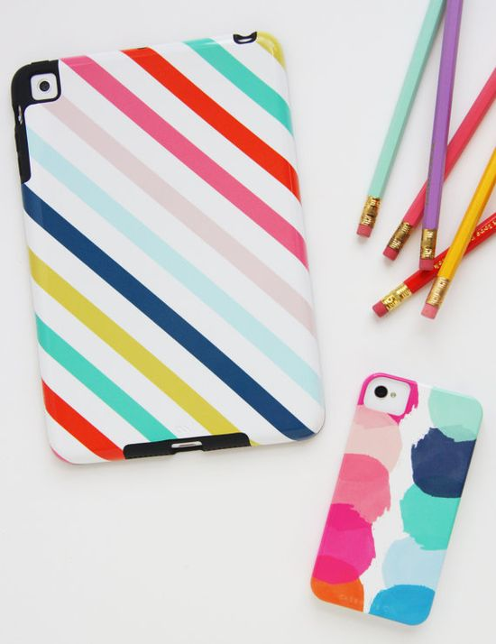 Give your tech a touch of color.