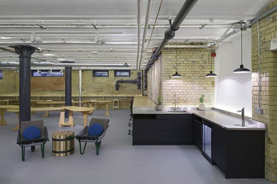 Club Workspace Enterprise House and Barley Mow Coworking Locations by TILT, London