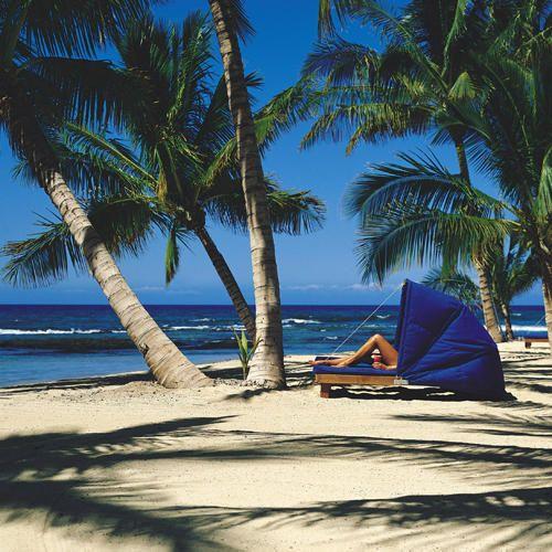 Big Island, Hawaii -The Mauna Lani Resort, on the Big Island's Kohala coast