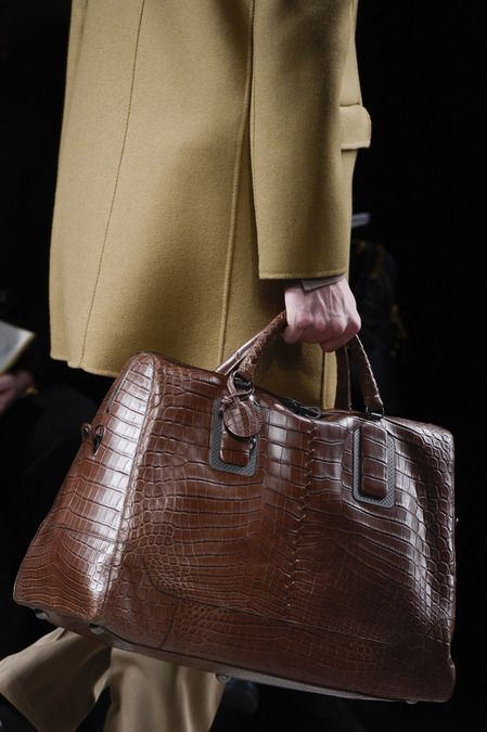 FALL 2013 MENSWEAR Bottega Veneta