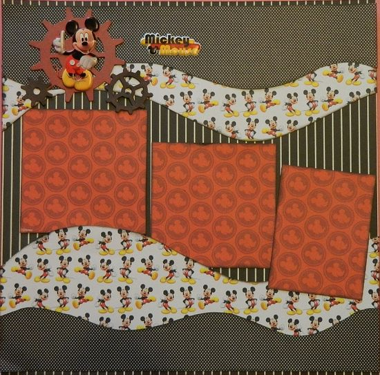 Disney - Mickey Mouse Vacation