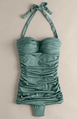 I want a swim suit just like this:)