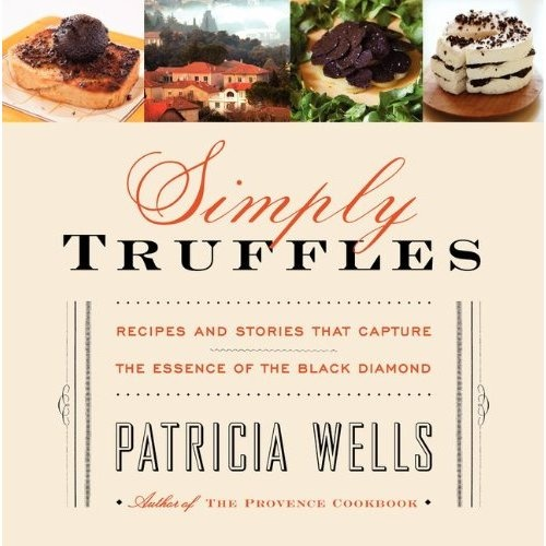 Simply Truffles book cover #book #cover #design #typography