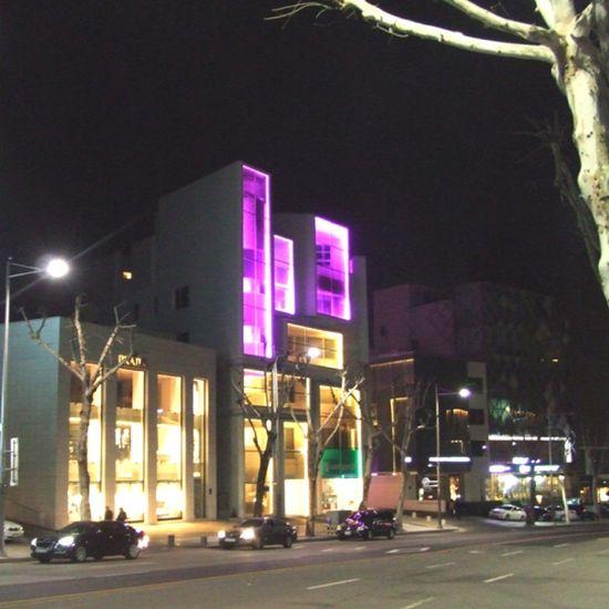 Gangnam-style Chungha building in Seoul by MVRDV - www.adelto.co.uk/...