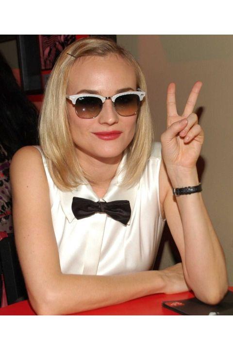 Diane Kruger in Ray-Ban