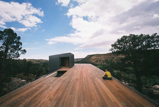 The Indicator: Imbued with Silence #architecture