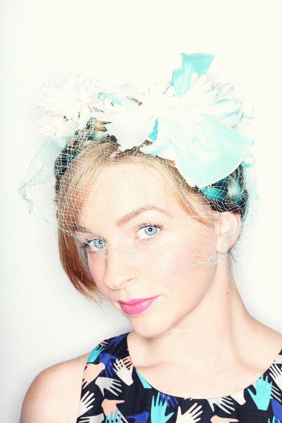 DIY Wedding Hair : DIY Milkmaid Braids