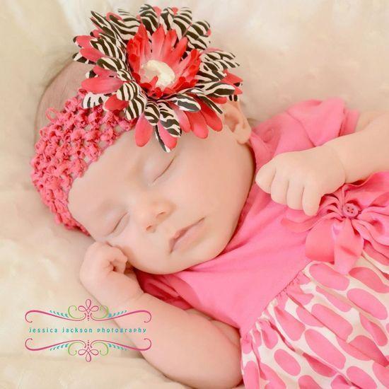My love's newborn
