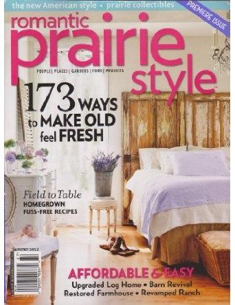 Romantic Prairie Style Magazine (Summer 2012)