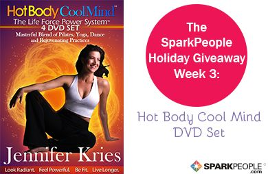 Giveaway: Win a 4-DVD Set from Mind-Body Expert Jennifer Kries!