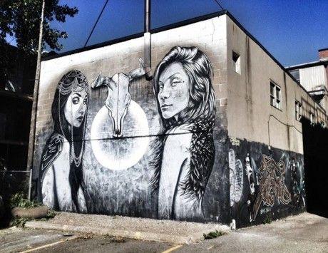 Urban Graffiti by Fin Dac