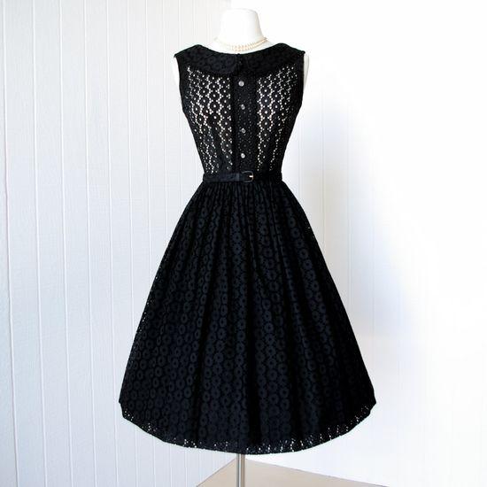 vintage 1950's dress ?