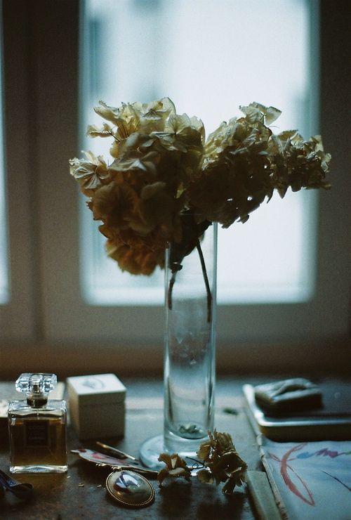Perfume & flowers