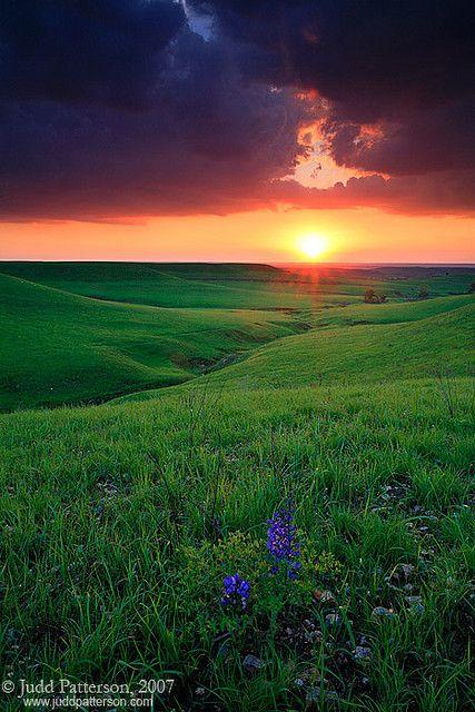 Konza Prairie, KS