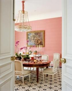 2012 Interior Design Trends: Parisian Getaways in the Home