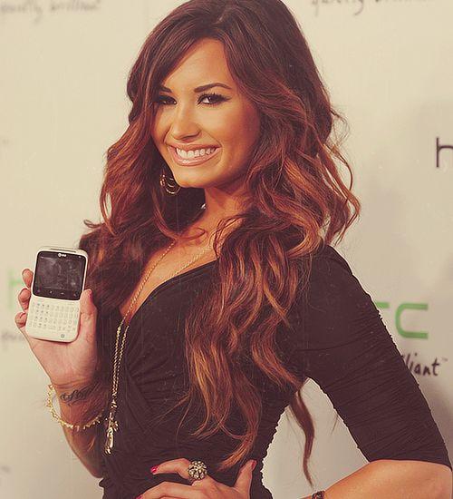 i love her hair....