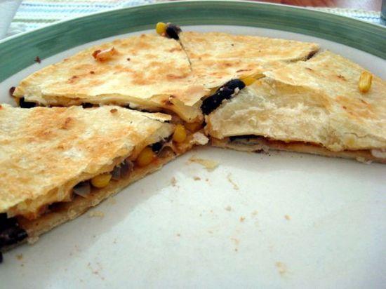 Black Bean and Corn Quesadillas, Cooking Recipes Blog