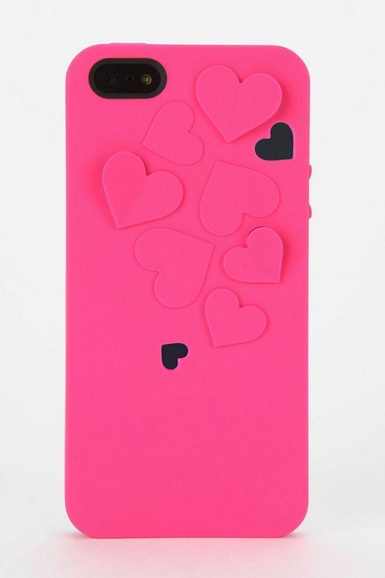 SwitchEasy KIRIGAMI Hearts iPhone 5 Case