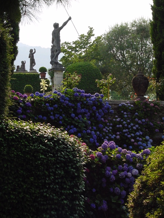 Jardines de Isola Bella 2004