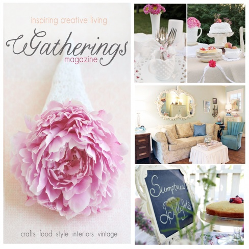 gatherings online e-mag