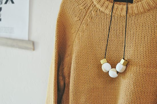 Do It Yourself >> Statement Necklace
