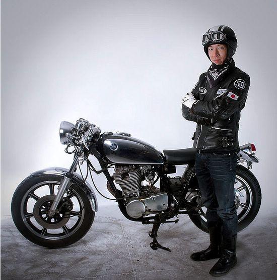 Photographer profile - MondoLulu - Pipeburn - Purveyors of Classic Motorcycles, Cafe Racers & Custom motorbikes