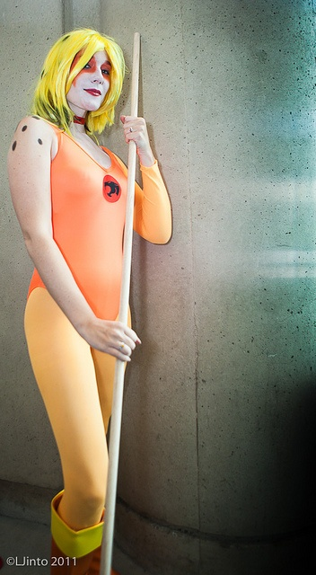 Cheetara #cosplay