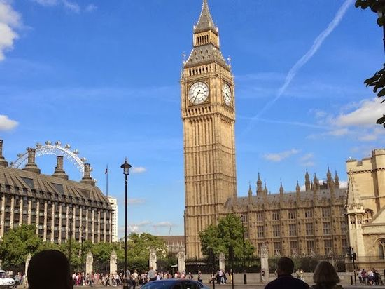 My London Travel Guide