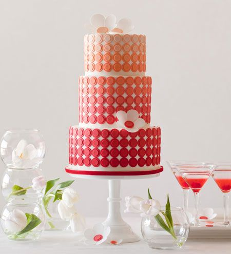 modern ombre dot wedding cake.jpg