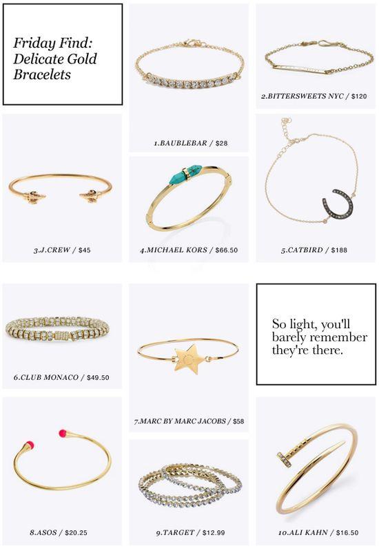 #gold #jewelry #bracelet