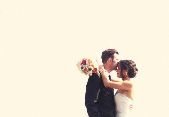 Wedding portrait by Max Wanger