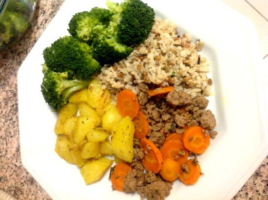 Everyday health food